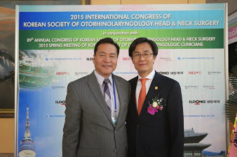 John Yun MD and President (Kyoung Tae MD)